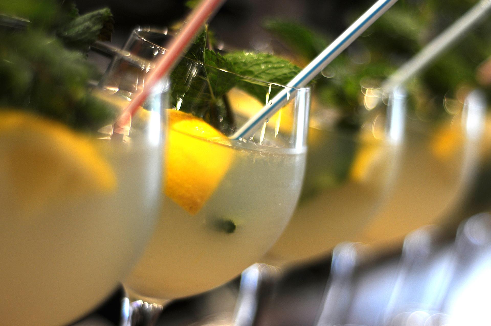 Les passagers de beyrouth - limonade